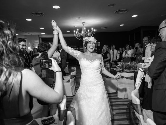 La boda de Javi y Berta en Algete, Madrid 32