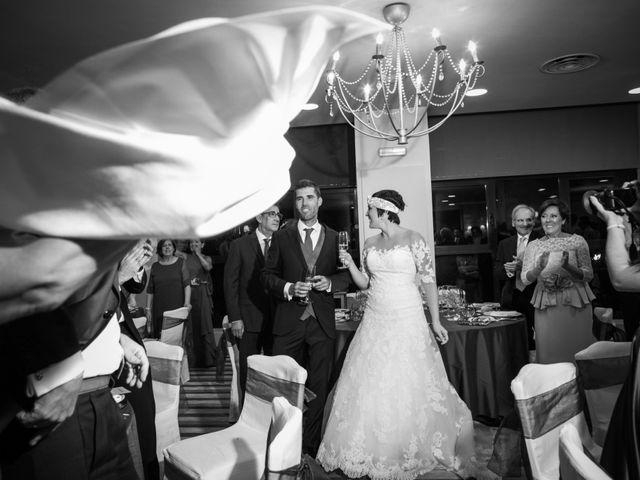 La boda de Javi y Berta en Algete, Madrid 33