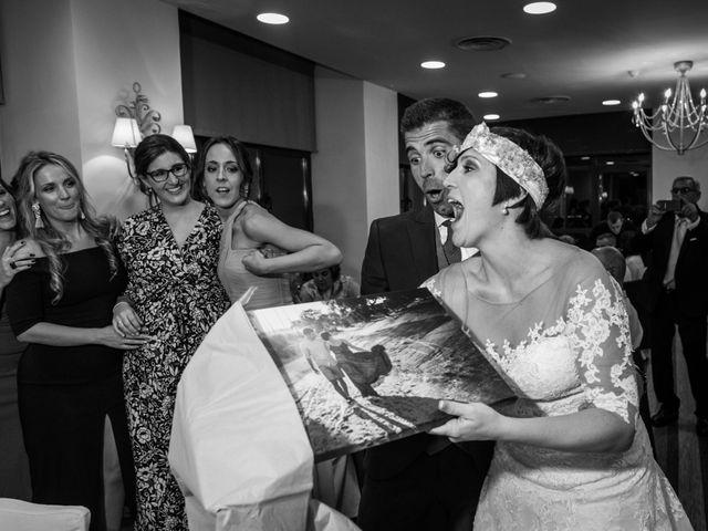 La boda de Javi y Berta en Algete, Madrid 34