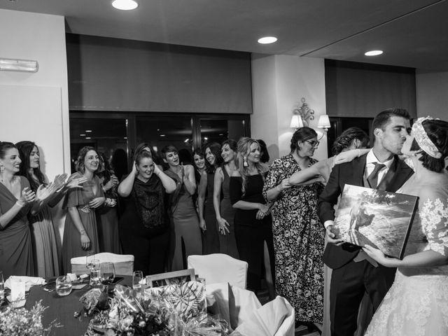 La boda de Javi y Berta en Algete, Madrid 35
