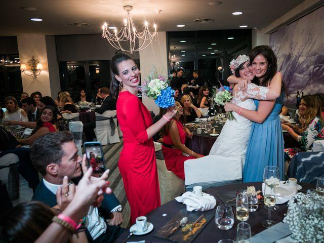 La boda de Javi y Berta en Algete, Madrid 36