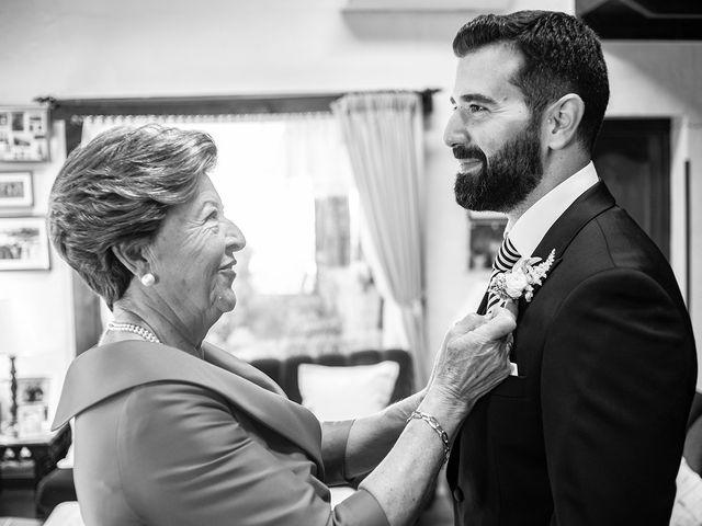 La boda de Carlos y Judith en Villamediana De Iregua, La Rioja 5