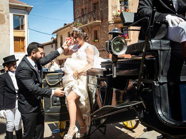 La boda de Carlos y Judith en Villamediana De Iregua, La Rioja 6