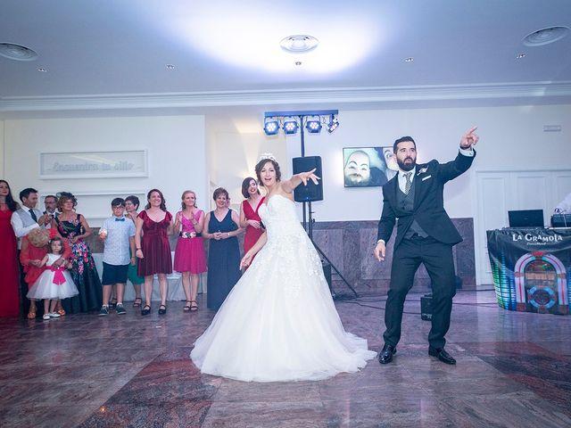 La boda de Carlos y Judith en Villamediana De Iregua, La Rioja 12