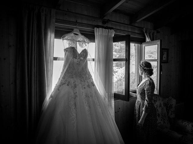 La boda de Carlos y Judith en Villamediana De Iregua, La Rioja 13