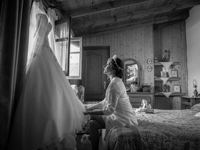 La boda de Carlos y Judith en Villamediana De Iregua, La Rioja 17