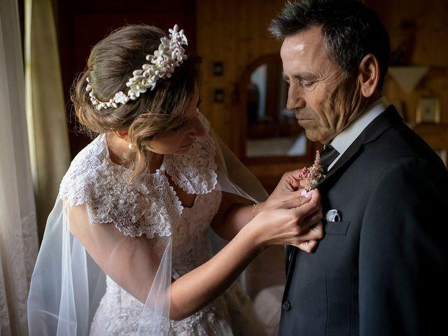 La boda de Carlos y Judith en Villamediana De Iregua, La Rioja 21
