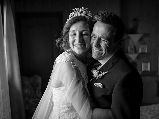 La boda de Carlos y Judith en Villamediana De Iregua, La Rioja 22