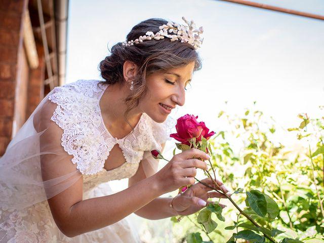 La boda de Carlos y Judith en Villamediana De Iregua, La Rioja 24