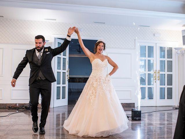 La boda de Carlos y Judith en Villamediana De Iregua, La Rioja 31