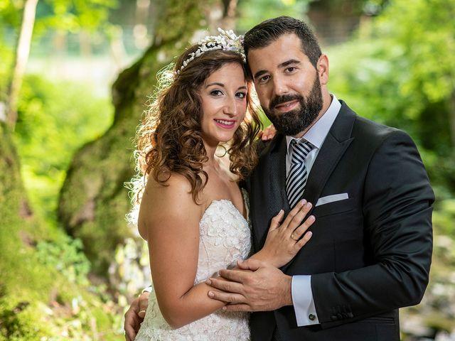 La boda de Carlos y Judith en Villamediana De Iregua, La Rioja 32
