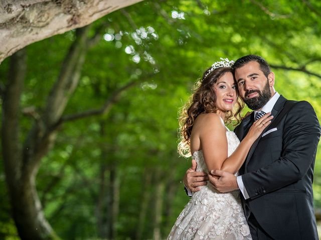 La boda de Carlos y Judith en Villamediana De Iregua, La Rioja 33
