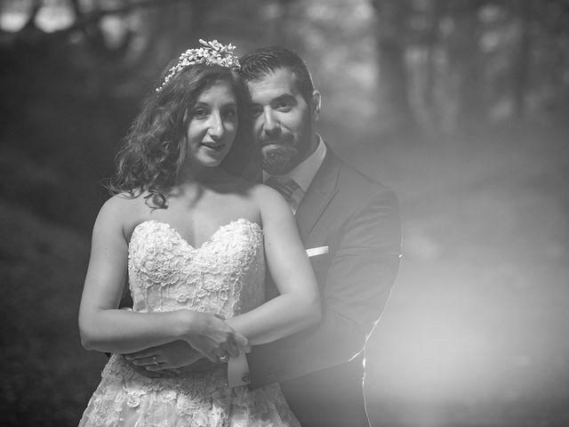 La boda de Carlos y Judith en Villamediana De Iregua, La Rioja 35