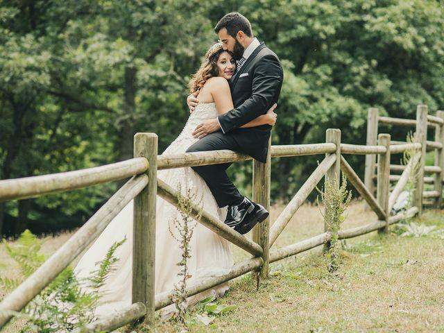 La boda de Carlos y Judith en Villamediana De Iregua, La Rioja 37