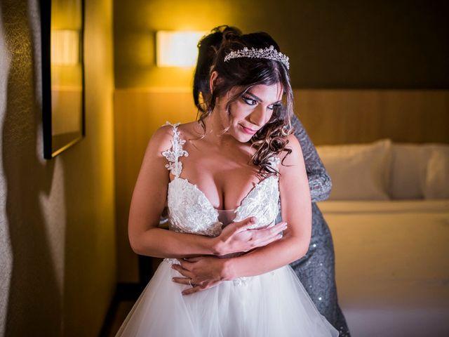 La boda de Elisama y Gerardo en Madrid, Madrid 20
