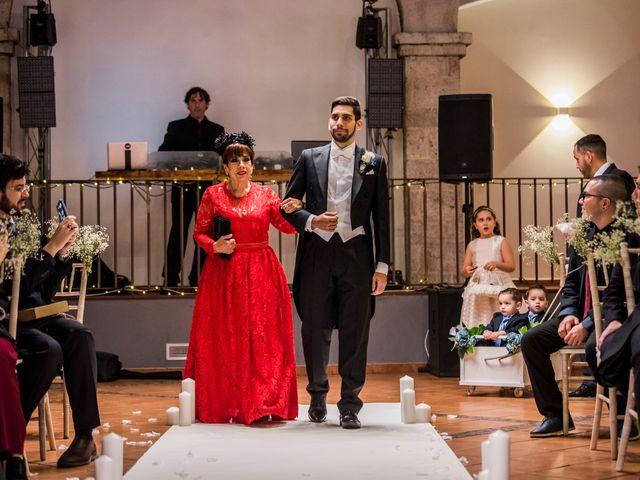 La boda de Elisama y Gerardo en Madrid, Madrid 32