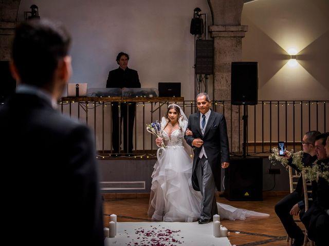 La boda de Elisama y Gerardo en Madrid, Madrid 33