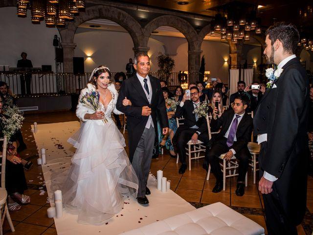 La boda de Elisama y Gerardo en Madrid, Madrid 34