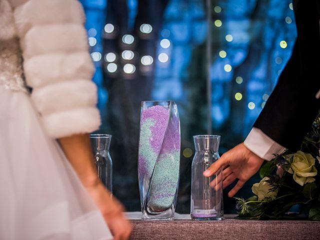 La boda de Elisama y Gerardo en Madrid, Madrid 39
