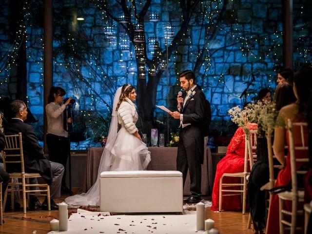 La boda de Elisama y Gerardo en Madrid, Madrid 40