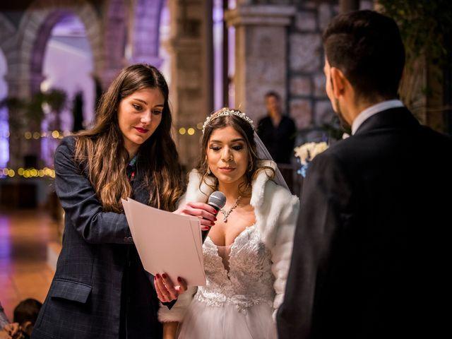 La boda de Elisama y Gerardo en Madrid, Madrid 41