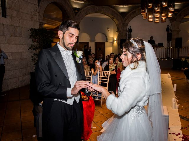 La boda de Elisama y Gerardo en Madrid, Madrid 44