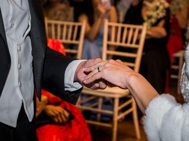 La boda de Elisama y Gerardo en Madrid, Madrid 45