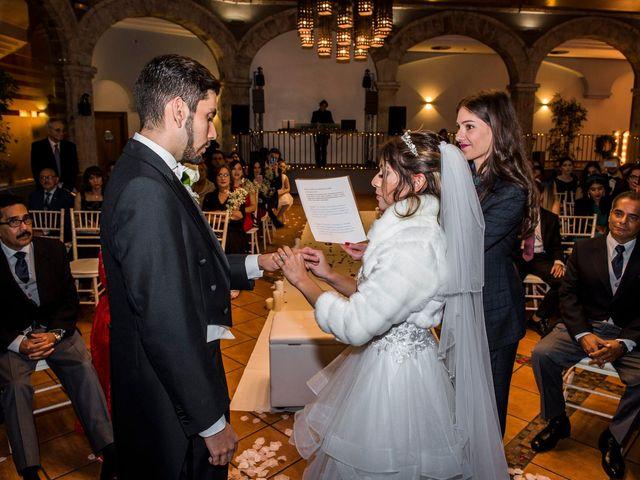 La boda de Elisama y Gerardo en Madrid, Madrid 46