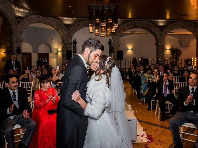 La boda de Elisama y Gerardo en Madrid, Madrid 47