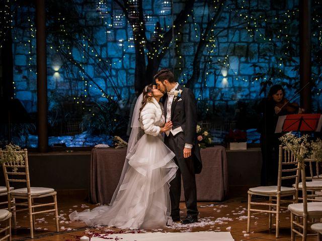 La boda de Gerardo y Elisama
