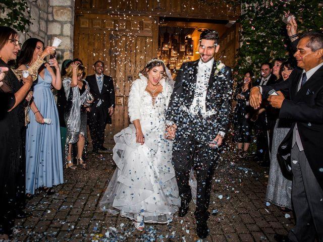 La boda de Elisama y Gerardo en Madrid, Madrid 49