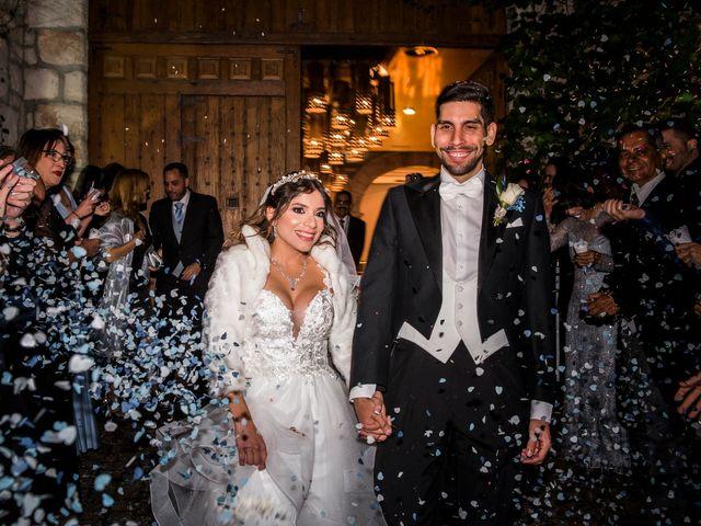 La boda de Elisama y Gerardo en Madrid, Madrid 50