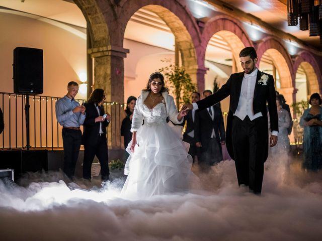 La boda de Elisama y Gerardo en Madrid, Madrid 57