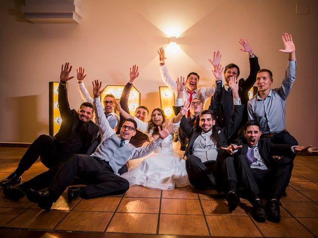 La boda de Elisama y Gerardo en Madrid, Madrid 63