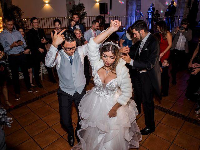 La boda de Elisama y Gerardo en Madrid, Madrid 64