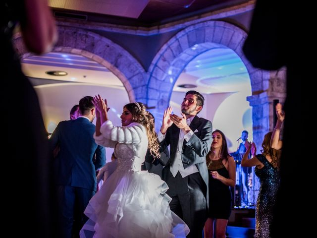 La boda de Elisama y Gerardo en Madrid, Madrid 66