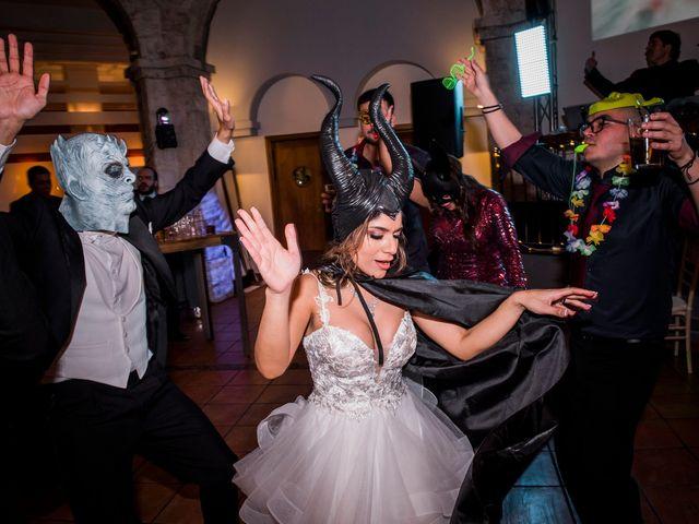 La boda de Elisama y Gerardo en Madrid, Madrid 72