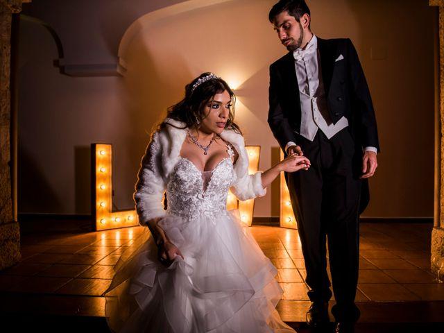 La boda de Elisama y Gerardo en Madrid, Madrid 75