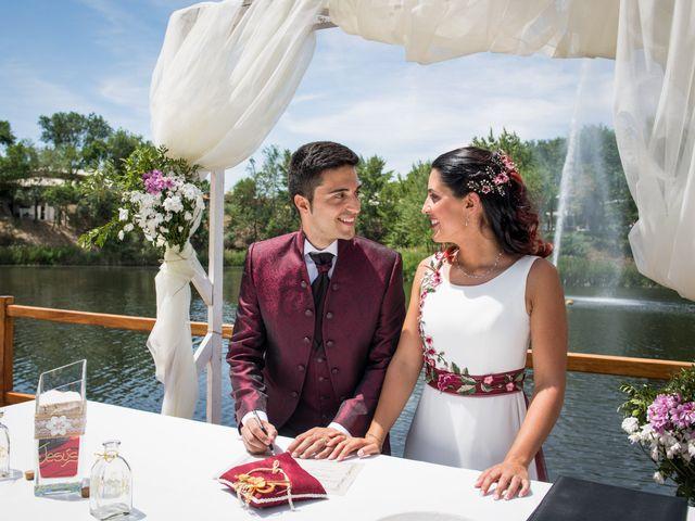 La boda de Belén y Jesús en Arganda Del Rey, Madrid 20