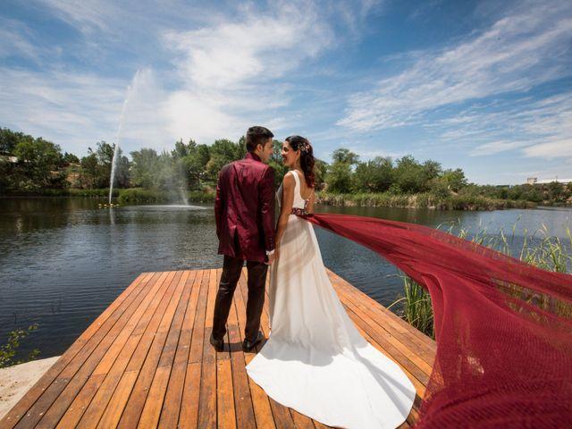La boda de Belén y Jesús en Arganda Del Rey, Madrid 22
