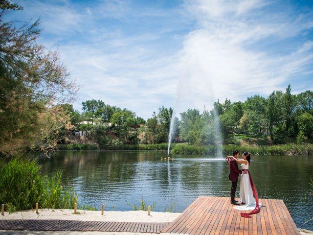 La boda de Belén y Jesús en Arganda Del Rey, Madrid 23