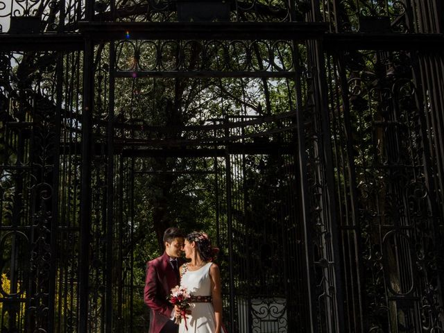 La boda de Belén y Jesús en Arganda Del Rey, Madrid 25