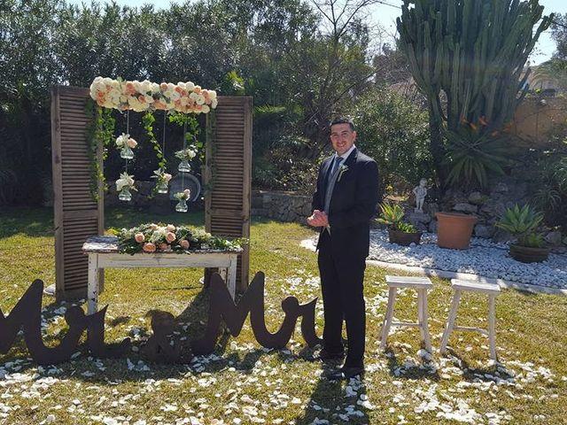 La boda de Sergio   y Mélani   en Xàbia/jávea, Alicante 3