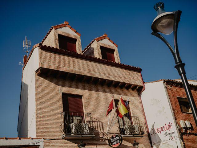 La boda de Estefanía y Sergio en Cubas De La Sagra, Madrid 2