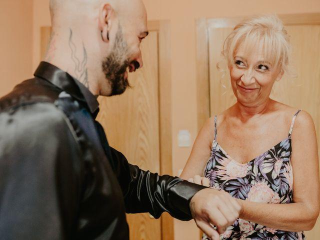 La boda de Estefanía y Sergio en Cubas De La Sagra, Madrid 13