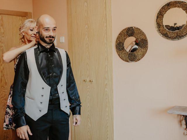 La boda de Estefanía y Sergio en Cubas De La Sagra, Madrid 15