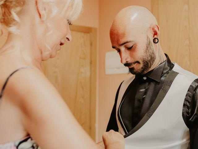 La boda de Estefanía y Sergio en Cubas De La Sagra, Madrid 16