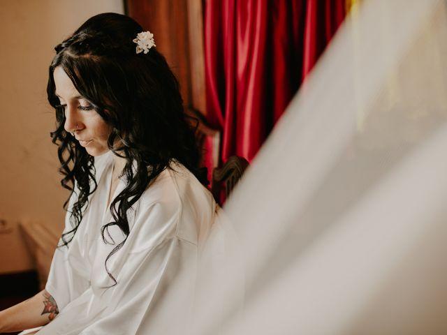 La boda de Estefanía y Sergio en Cubas De La Sagra, Madrid 35