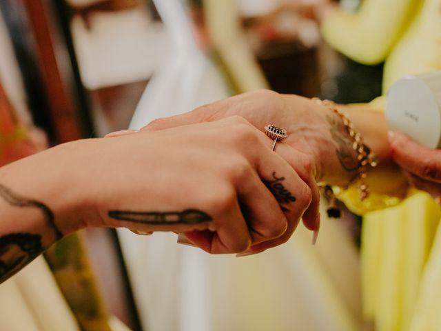 La boda de Estefanía y Sergio en Cubas De La Sagra, Madrid 48