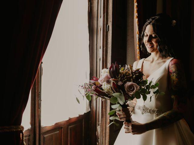 La boda de Estefanía y Sergio en Cubas De La Sagra, Madrid 51